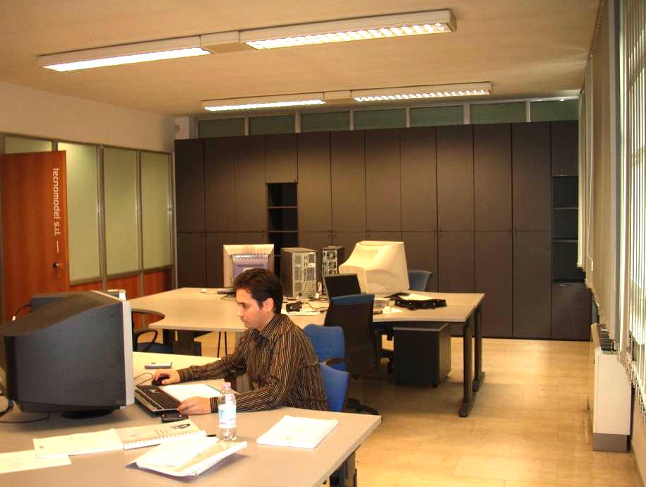 Mirafiori ready offices uffici arredati in torino cell - Immagini di uffici ...